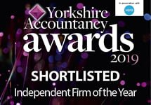 Yorkshire Accountancy Awards - Shortlisted