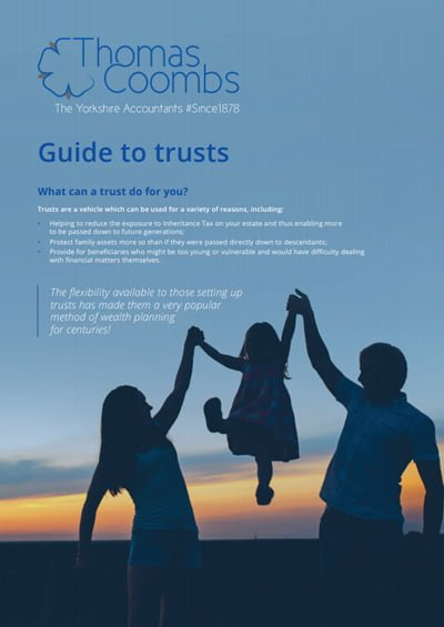 A guide to setting up trusts and how they can benifit you